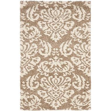Safavieh 4' x 6' Florida Kelly Shag Small Rectangle Area Rugs