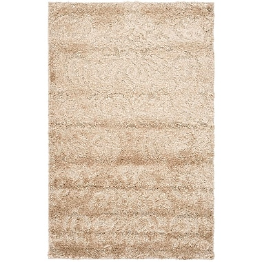 Safavieh Florida Kelly Shag Medium Rectangle Area Rug, 5' 3