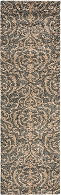 Safavieh Florida Holly Shag Runner Area Rug, 2' 3