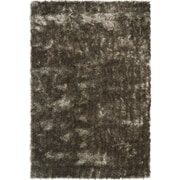 Safavieh Paris Shag Large Rectangle Area Rug, 8' x 10', Silver