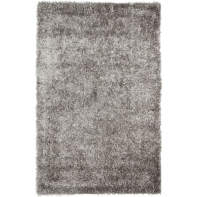 Safavieh New Orleans Shag Medium Rectangle Area Rug, 6' x 9', Gray