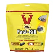 Victor Fast Kill Refillable Bait Stations