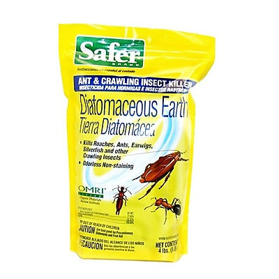 Safer Brand Diatomaceous Earth