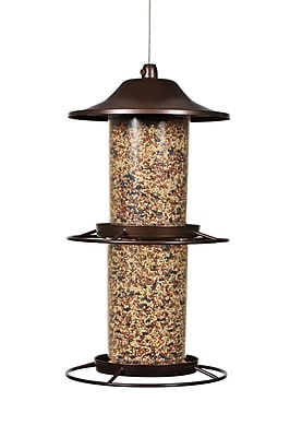 Perky-Pet Plastic Panorama Bird Feeder (1266270) photo