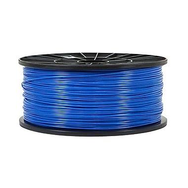 Monoprice® 3mm 1kg PLA Premium 3D Printer Filament Spool, Blue