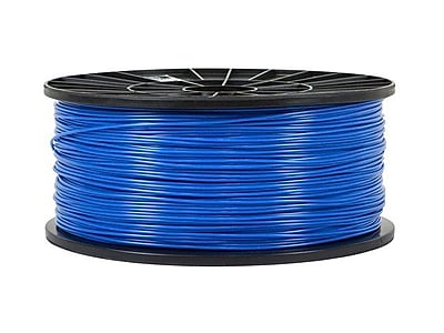 Monoprice® 3mm 1kg PLA Premium 3D Printer Filament Spool, Blue