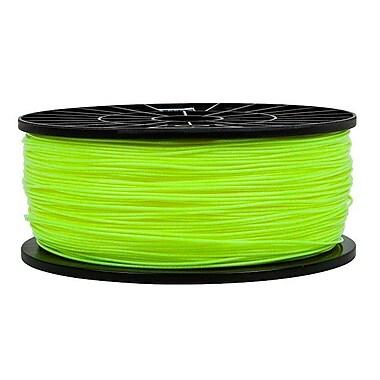 Monoprice® 1.75mm 1kg ABS Premium 3D Printer Filament Spool, Fluorescent Yellow