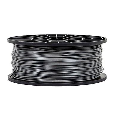 Monoprice® 1.75mm 1kg PLA Premium 3D Printer Filament Spool, Gray