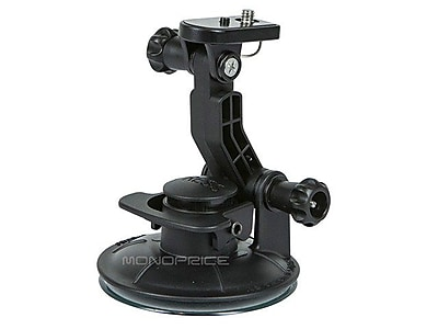Monoprice 110160 MHD Action Camera Suction Cup Mount 1255532