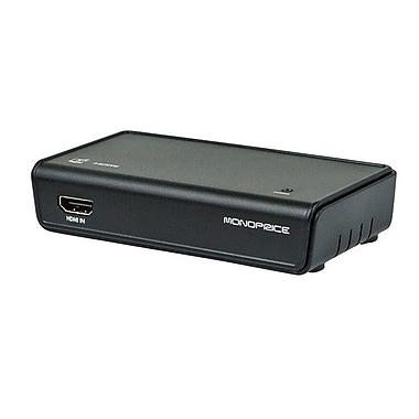 Monoprice® HDMI Audio Converter, Black