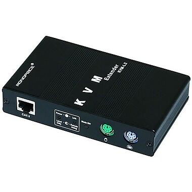 Monoprice® 180m Cat5 KVM Extender, Black