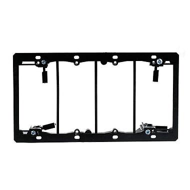 Monoprice® 4-Gang Low Voltage Mounting Bracket