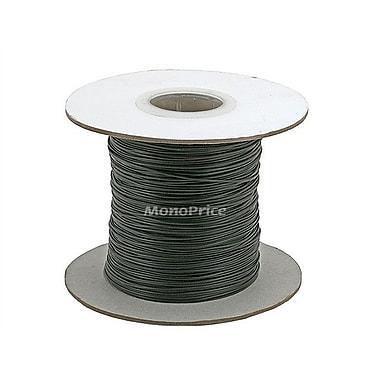 Monoprice® 290 m/Reel Wire Cable Tie, Black
