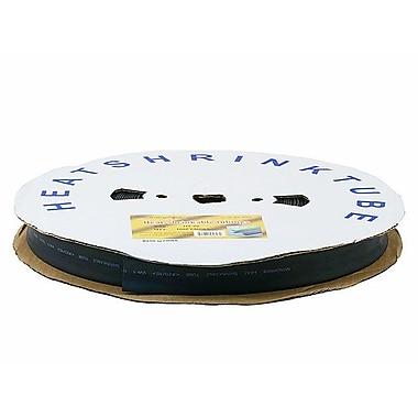 Monoprice® 20 mm x 100' Heat Shrink Tube, Black