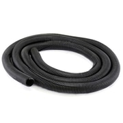 "Monoprice® 1"" x 10' Wire Flexible Tubing, Black"