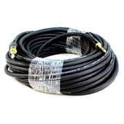 """Monoprice® Premier Series 75' 16AWG 1/4"""" TRS Male to Male Audio Cable, Black"""