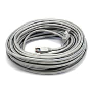 Monoprice® 50' 24AWG Cat5e STP Ethernet Network Cable, Gray