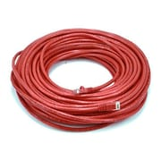 Monoprice 102331 100' 24-AWG CAT-6 UTP Ethernet Network Cable, Red