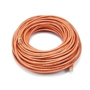 Monoprice® 100' 24AWG Cat6 UTP Ethernet Network Cable, Orange