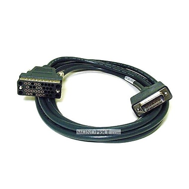 Monoprice® 10' Serial HD60 Male to V.35 Female Cable
