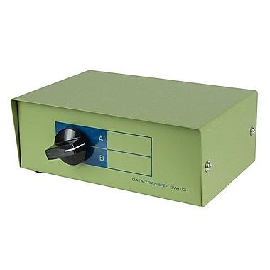 Monoprice® 101342 DB9F 2 Way Switch Box