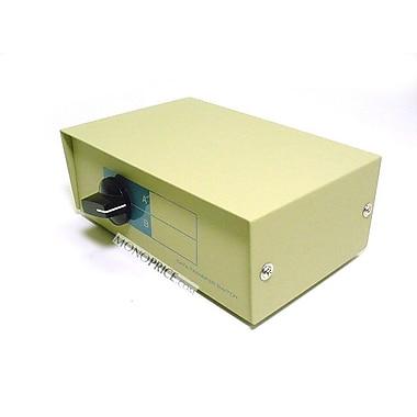 Monoprice® 101373 RJ45F 2 Way Switch Box