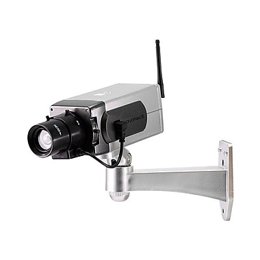 Monoprice® 108427 Dummy Wireless Brick Camera With Switchable On/Off LED