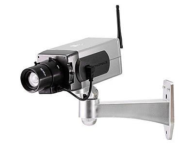Monoprice® 108427 Dummy Wireless Brick Camera With Switchable On/Off LED