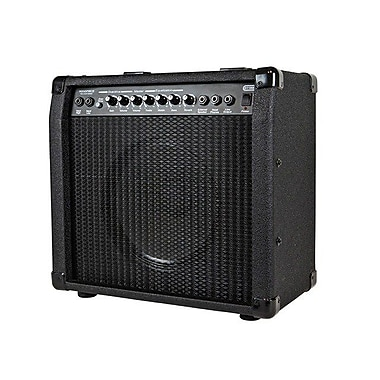 Monoprice® 40 W Guitar Combo Amplifier With Spring Reverb