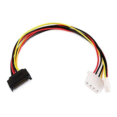 Monoprice 107642 1' Male to Female SATA Power Cable