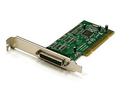 Monoprice® NetMos 1 Port Single Parallel PCI Card
