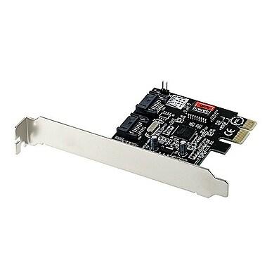 Monoprice® Serial ATA II PCI-Express RAID Controller Card