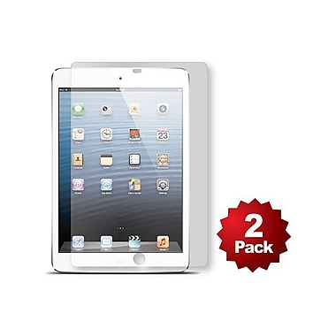 Monoprice® Screen Protectors With Cleaning Cloth For iPad mini