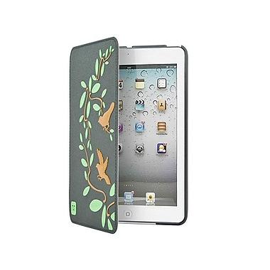 Monoprice® Low-Relief Cover For iPad Mini, Gray Paz