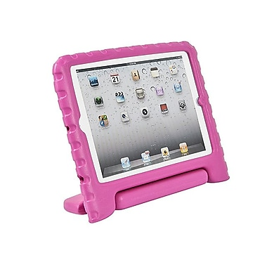 Monoprice® Kidz Cover and Stand For iPad Mini With Retina Display, Pink