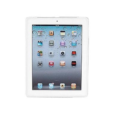 Monoprice® Premium TPU Case For iPad 2/3/4, White
