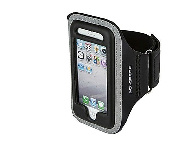 Monoprice Sports Armband For iPhone 5/5S/5C, Black 1255424