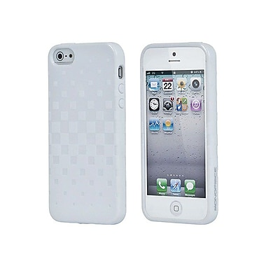 Monoprice® Escher Case For iPhone 5/5s, Opaque White