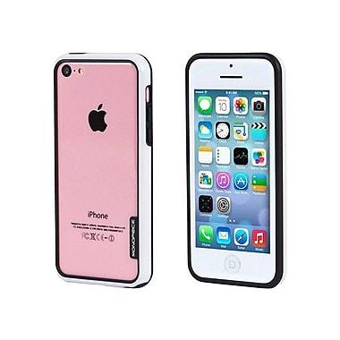 Monoprice® Edge Bumper Case For iPhone 5C, White