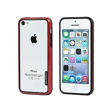 Monoprice® Edge Bumper Case For iPhone 5C, Red