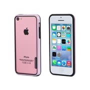 Monoprice® Edge Bumper Case For iPhone 5C, Pink