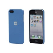 Monoprice® PC Case With Soft Sand Finish For iPhone 5/5s, Azurite Blue