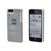 Monoprice® Industrial Metal Mesh Guard Case For iPhone 5/5s, Silver