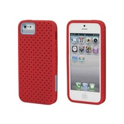 Monoprice® Sifter Case For iPhone 5/5s, Red