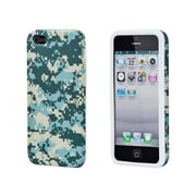 Monoprice® Textile Silicone Case For iPhone 5/5s, Digital Camo
