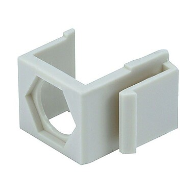 Monoprice® Blank Inserts For F Type Connector