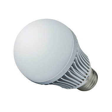 Monoprice® 8 Watt A19 Non-Dimmable LED Bulb, Cool/Daylight