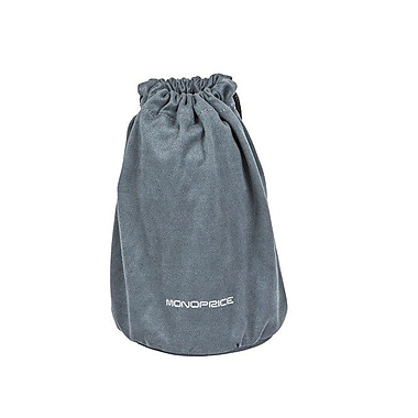 Monoprice® Lens Cleaning Pouch, Small