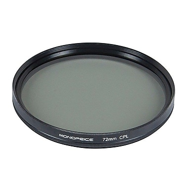 Monoprice® 72 mm CPL Filter