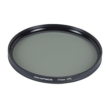 Monoprice® 77 mm CPL Filter